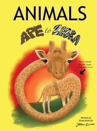 [해외]ANIMALS Ape to Zebra