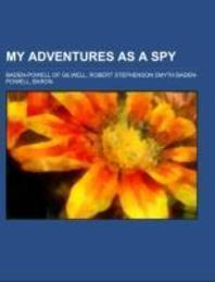 [해외]My Adventures as a Spy (Paperback)