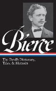 [해외]Ambrose Bierce (Hardcover)