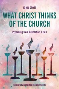 [해외]What Christ Thinks of the Church