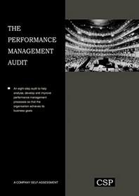 The Performance Management Audit