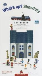 WHATS UP SHOWTORY: ART MUSEUM(왓츠업 쇼토리: 미술관)(3D팝업북)(팝업북)