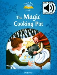 Classic Tales Level. 1: The Magic Cooking Pot AudioPack