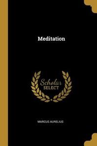 [해외]Meditation (Paperback)