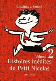 Histoires inedites du Petit Nicolas, Tome 2