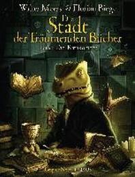 [해외]Die Stadt der Traeumenden Buecher (Comic) (Hardback)