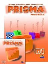 Prisma B1 - Progresa - Libro del Alumno + CD (Libro y Cuaderno)
