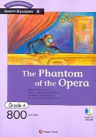 The Phantom of the Opera (800 Words)(CD1장포함)(HAPPY READERS 4-2)