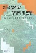 한국 정치와 정당체계 변동
