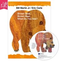 노부영 세이펜 Brown Bear, Brown Bear, What Do You See? (with CD)