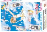 카드캡터체리 클리어카드 300직소퍼즐-하늘을 날아