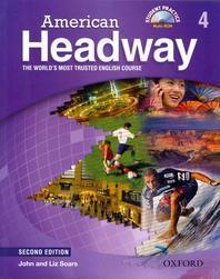 AMERICAN HEADWAY STUDENT BOOK. 4(SECOND EDITION)(CD1장포함)