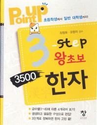 3 step 왕초보 3500한자(Point Up)