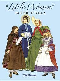 [해외]Little Women Paper Dolls
