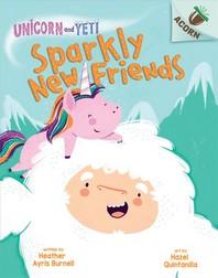 [해외]Sparkly New Friends (Hardcover)