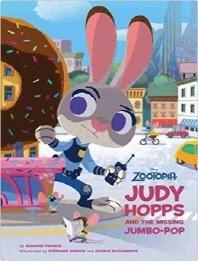 Zootopia: Judy Hopps and the Missing Jumbo-Pop