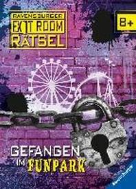 Ravensburger Exit Room Raetsel: Gefangen im Funpark