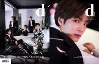 D-icon vol.6 뉴이스트 NU'EST L.O.ㅅ.E of my Life - JR [홍콩]