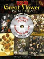 120 Great Flower Paintings