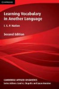 [해외]Learning Vocabulary in Another Language