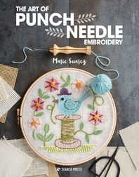 [해외]The Art of Punch Needle Embroidery