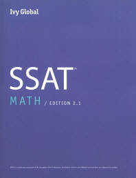 Ivy Global SSAT Math(Edition 2.1)
