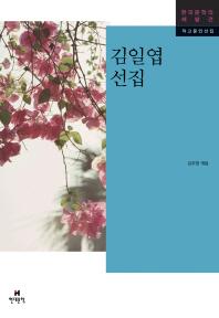 김일엽 선집(한국문학의 재발견 작고문인선집)