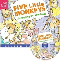 노부영 송 애니메이션 세이펜 Five Little Monkeys Jumping on the Bed (with CD)