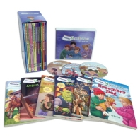 Calendar Mysteries.1~13 (Book+CD) Full Set