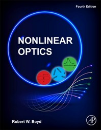 [해외]Nonlinear Optics
