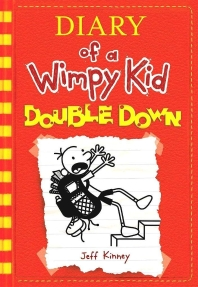 [보유]Diary of a Wimpy Kid #11: Double Down