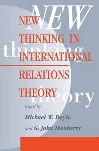 [해외]New Thinking In International Relations Theory (Hardcover)