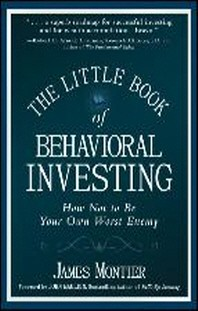 [해외]The Little Book of Behavioral Investing (Hardcover)