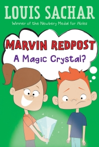 Marvin Redpost #8 : Magic Crystal?