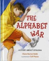 [해외]The Alphabet War (Hardcover)