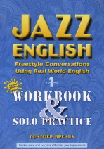 JAZZ ENGLISH. 1(WORKBOOK AND SOLO PRACTICE)(SECOND EDITION)(2판)