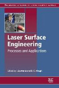 [해외]Laser Surface Engineering