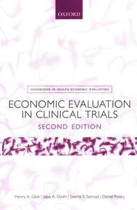[해외]Economic Evaluation in Clinical Trials