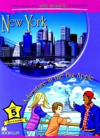 Macmillan Children's Readers Level 5 : New York, Adventure in the Big Apple