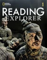 Reading explorer 2/E 1 SB + Online WB sticker code (Korea ver.)
