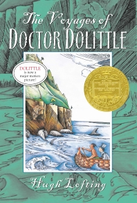 [보유]The Voyages of Doctor Dolittle (1923 Newbery Medal Winner)