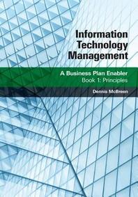 [해외]Information Technology Management (Paperback)