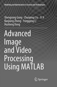 [해외]Advanced Image and Video Processing Using MATLAB