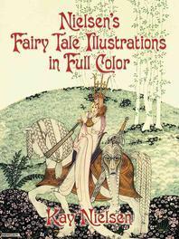 [해외]Nielsen's Fairy Tale Illustrations in Full Color