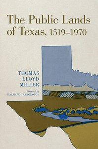 The Public Lands of Texas, 1519-1970