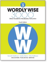 Wordly Wise 3000: Book 3