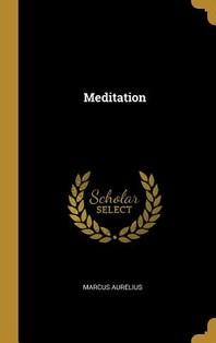 [해외]Meditation (Hardcover)