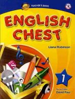 ENGLISH CHEST. 1(TEACHER S BOOK)(MP3 CD포함)