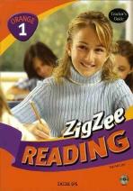 ZIGZEE READING. 1(ORANGE) ~4 (전4권)