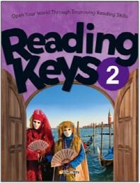 Reading Keys. 2(Student Book)(CD1장포함)